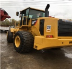 used caterpillader 966H wheel loader
