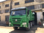 2018 hHOWO 8X4 DUMP TRUCK FOR SALE
